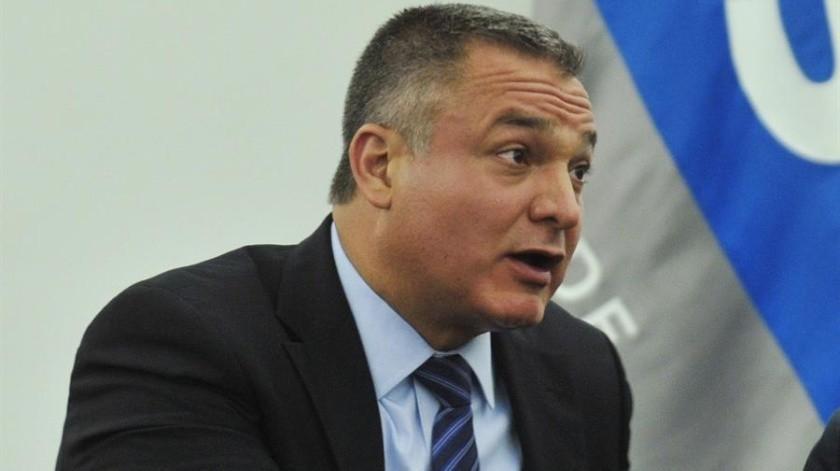 Genaro García es acusado de recibir sobornos del Cártel de Sinaloa mientras era funcionario de la administración de Felipe Calderón.(EFE)