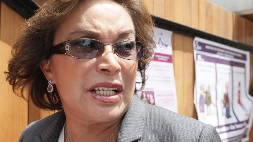 Elba Esther Gordillo, ex lideresa del SNTE.(Archivo)