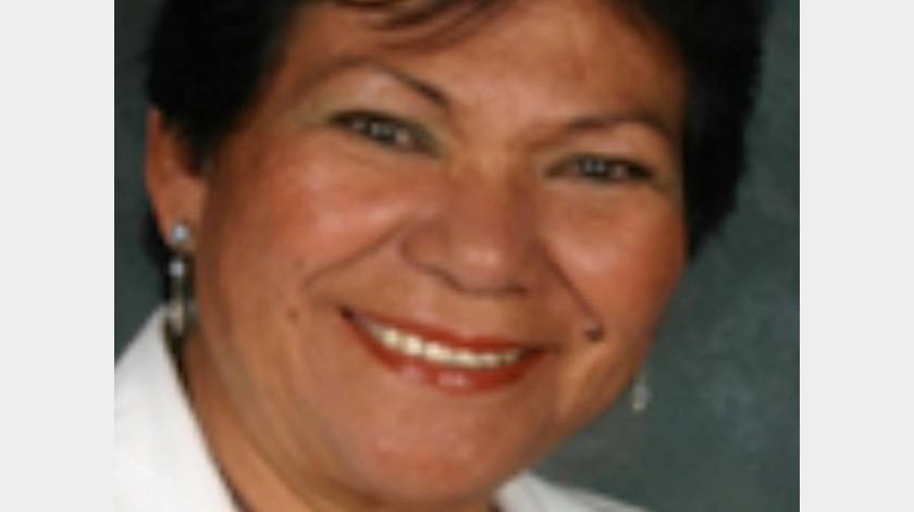 La ex diputada Viola Corella Manzanilla.