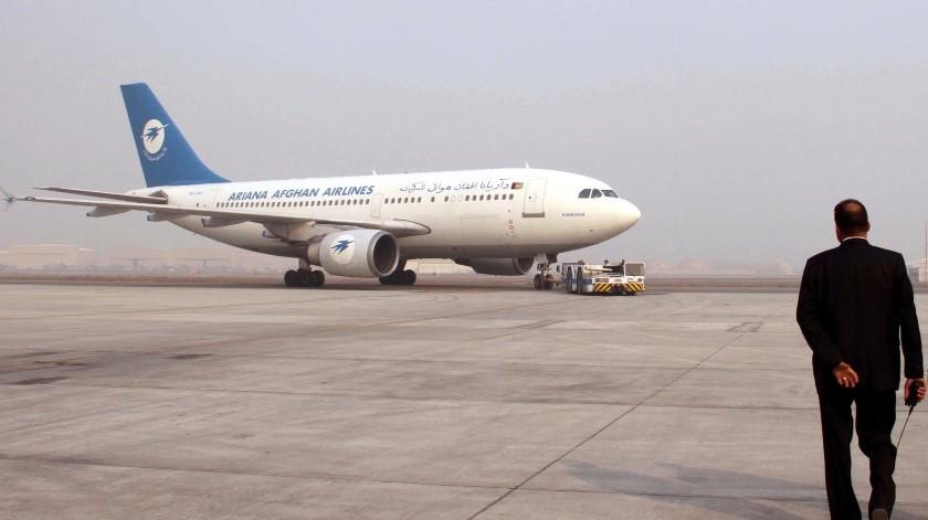El último accidente de relevancia de un avión de pasajeros en Afganistán se produjo en 2010.(EFE, EPA)