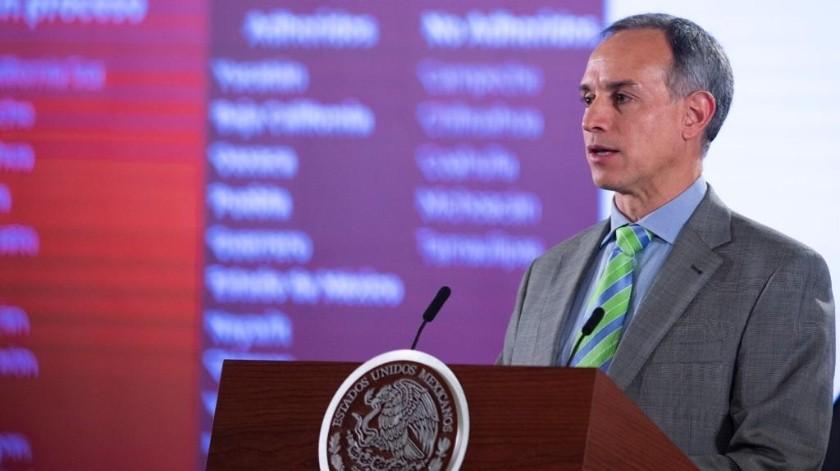 Hugo López-Gatell Ramírez(Gobierno de México)