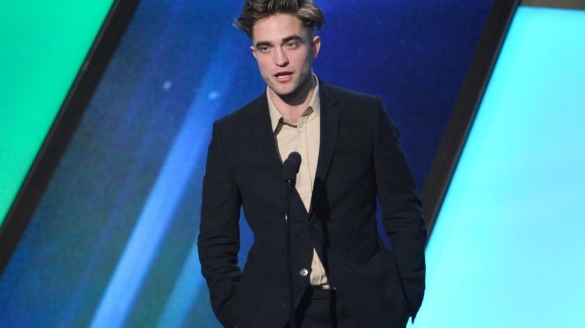 Robert Pattinson tiene 33 años actualmente.