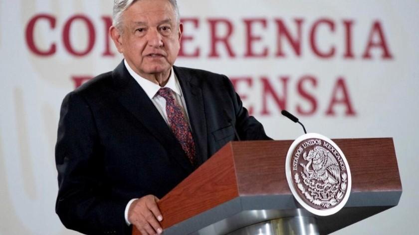 Adrés Manuel López Obrador(Gobierno de México)