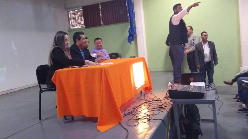 La operación se mantendrá activa en otras instituciones educativas, dijo, y ya se han visitado algunas otras más.(Susana Arana)