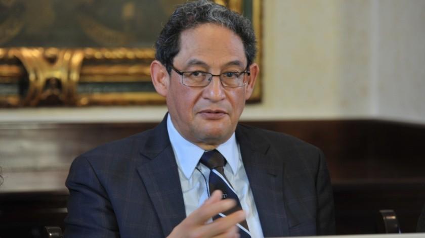 Sergio Aguayo(Agencia Reforma)