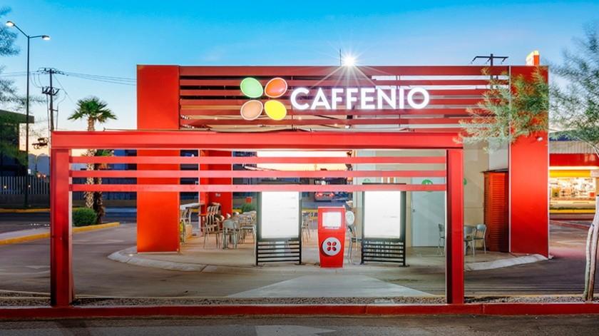 CAFFENIO 100