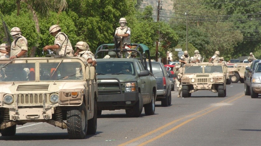 Sonora ocupó el quinto lugar nacional en menores capturados por la milicia en 2019.(Banco Digital)