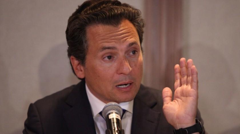 Emilio Lozoya(Agencia Reforma)