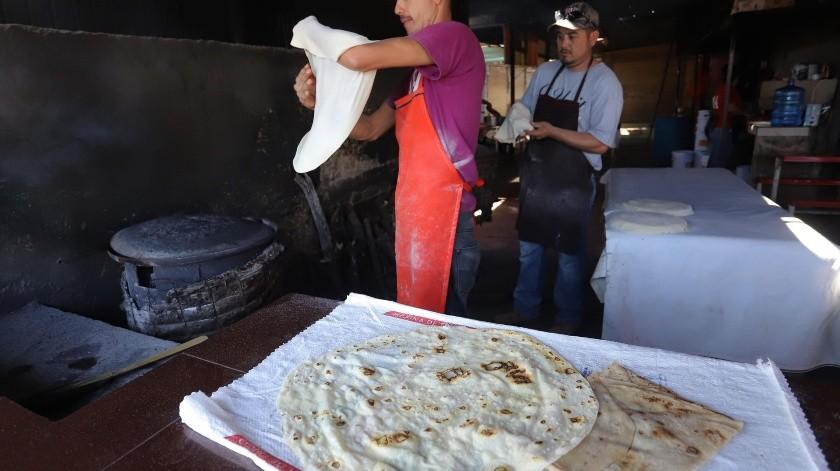 Los hermanos Valenzuela Salas cocinaban poco más de 700 tortillas todos los días.(Anahí Velásquez)