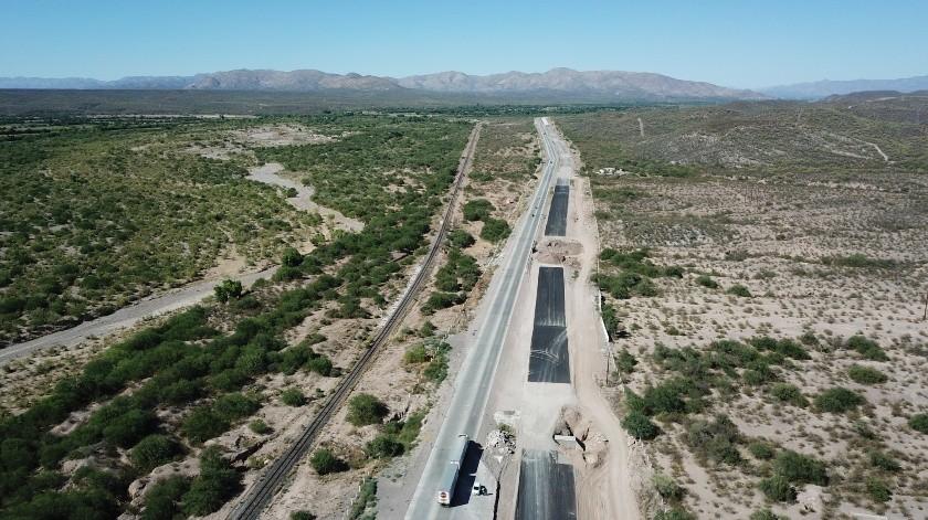Carretera Cuatro Carriles(Juan Hernández)