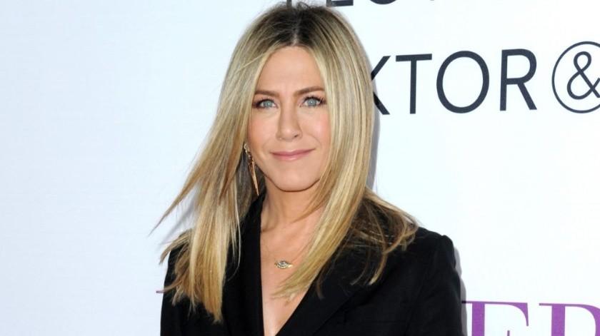Jennifer Aniston tiene 50 años actualmente.