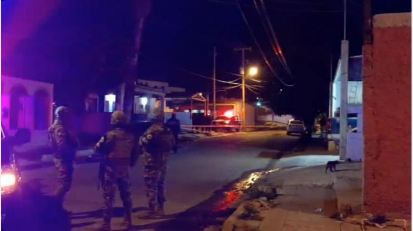 Cierra fin de semana en Guaymas con 5 asesinatos(Especial)