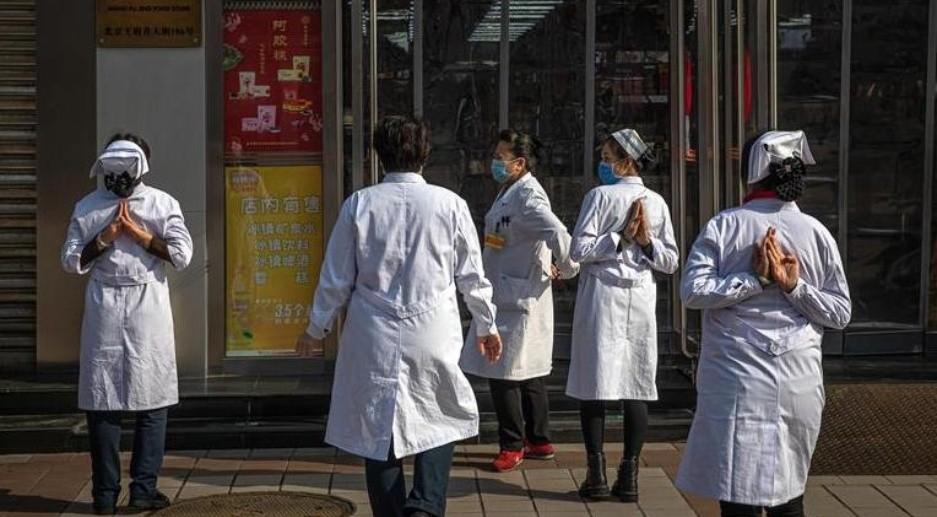 Coronavirus: Más pacientes son dados de alta en China