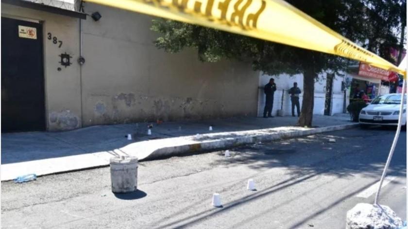 Hieren a bebé de bala junto a su familia por resistirse a asalto(GH)