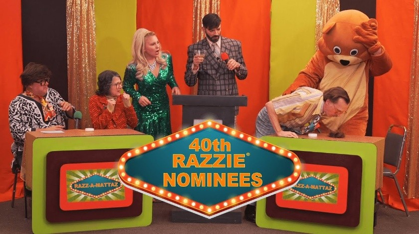 """Los Razzie serán por primera vez televisados, aunque aún no se sabe si las figuras de Hollywood asistirán a recoger sus """"premios"""".(Tomada de la red)"""