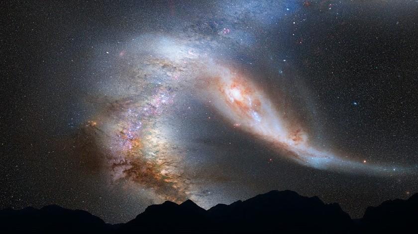 Según un nuevo estudio, se ha visto un FRB procedente de una galaxia a 500 millones de años luz de la Tierra y se repite cada 16 días.(Pixabay)