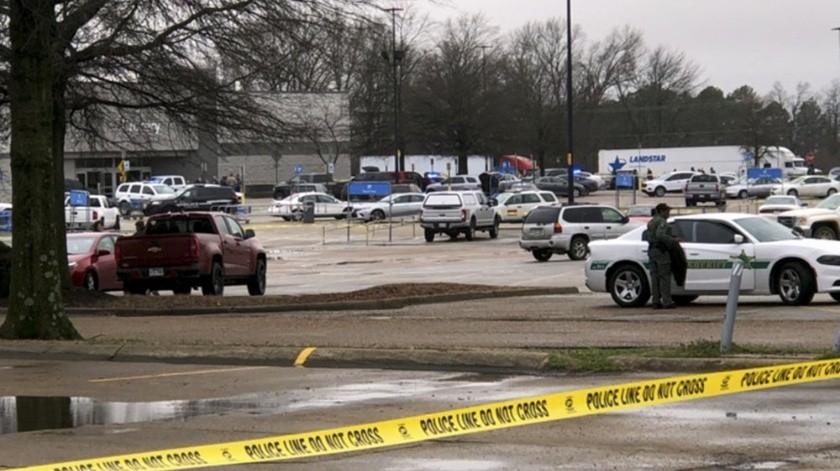 Boyd señaló que no sabe si un sospechoso ha sido detenido.(AP)