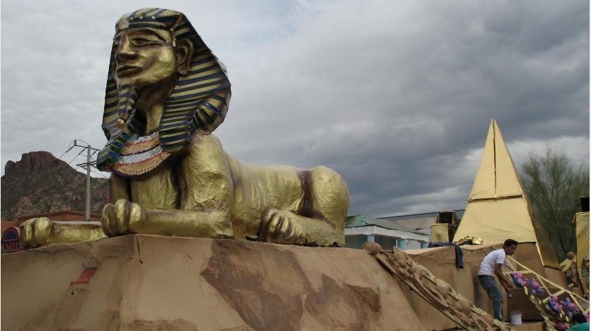 Aprueban cárcel para quien haga actos obscenos en monumentos en Egipto(GH)