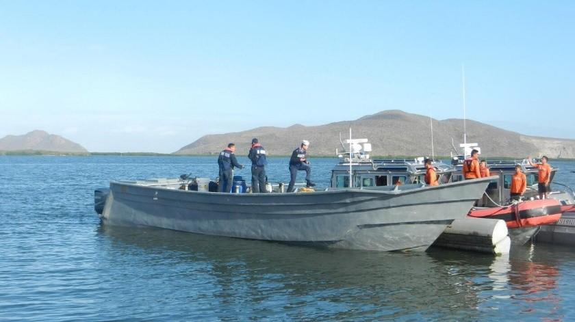 Busca la Semar a tres pescadores desaparecidos(Banco Digital)