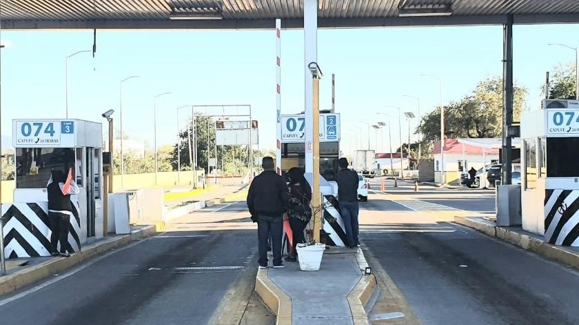 Pero a pesar del operativo los manifestantes volvieron a tomar las casetas en Sonora la semana pasada sin cobrar, pero permitiendo el paso libre.(El Imparcial)