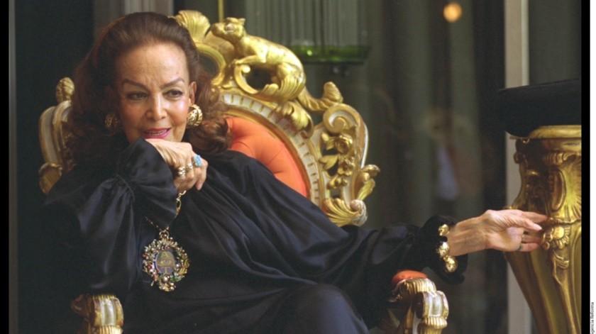 María Félix falleció a los 88 años exactamente el día de su cumpleaños.