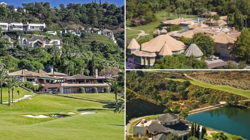 De acuerdo con El Mundo, una casa cuesta alrededor de 27 millones de dólares.(Agencia Reforma)