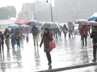 Se pronostican lluvias para Chiapas, Oaxaca, Tabasco, Veracruz y Campeche