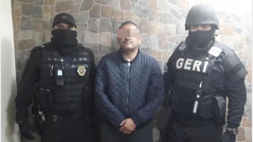 """Llevan a Seido a """"El Viejón"""", presunto jefe de sicarios del CJNG(Especial)"""