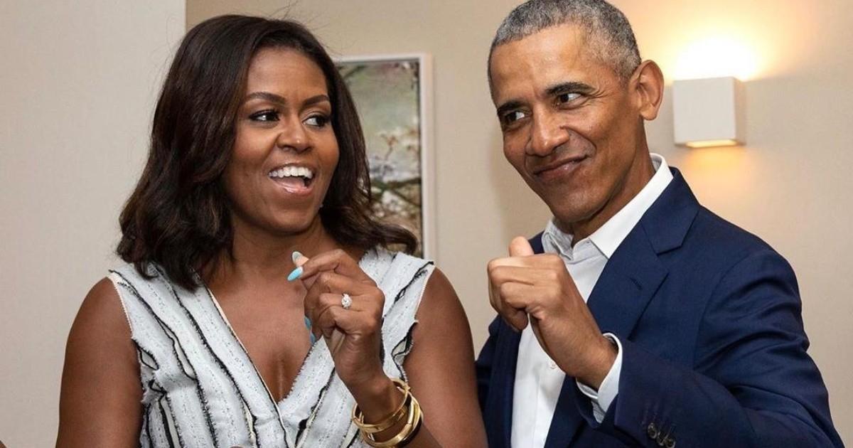 Derriten Michelle y Barack Obama con mensajes de San Valentín | ELIMPARCIAL.COM