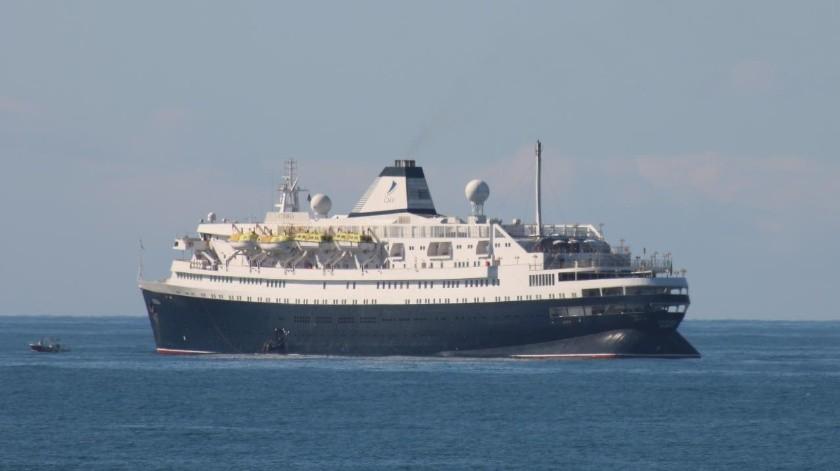 Munro confirmó que la primera ruta de cruceros por el Mar de Cortés cerró esta semana con éxito.(Cortesía)