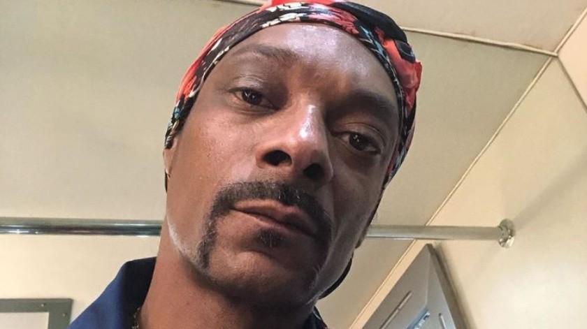 Snoop Dogg tiene actualmente 48 años.(Instagram/Snoop Dogg)
