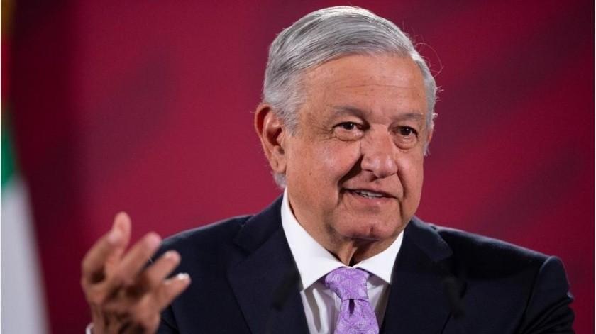 El mandatario afirmó que su gobierno trabaja para que ese tipo de casos no sucedan e insistió en que se deben atender las causas.(Gobierno de México)