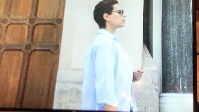 Karime Macías fue detenida en Londres en octubre de 2019.