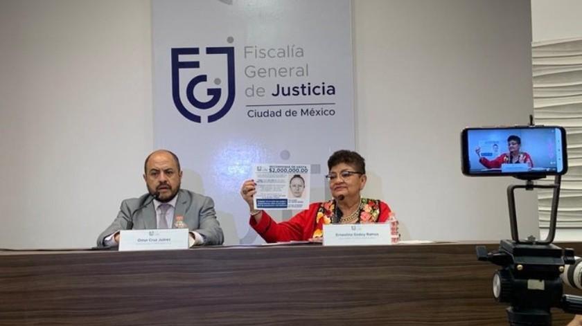 Ernestina Godoy confirmó que la menor fue víctima de abuso.(Twitter)