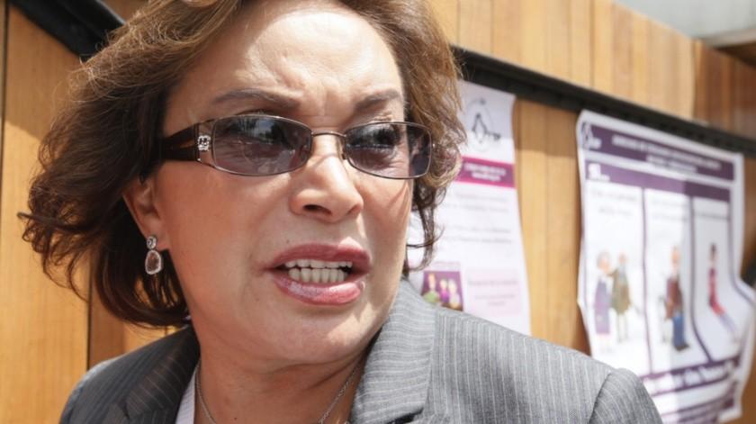 Elba Esther Gordillo(Agencia Reforma)