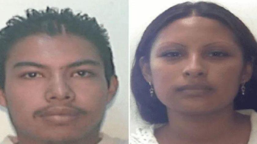 La pareja fue localizada en el municipio de Isidro Fabela en el Estado de México, gracias a una denuncia ciudadana.(Especial)