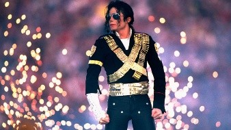 Michael Jackson Performs At Super Bowl XXVII Halftime Show - January 31, 1993