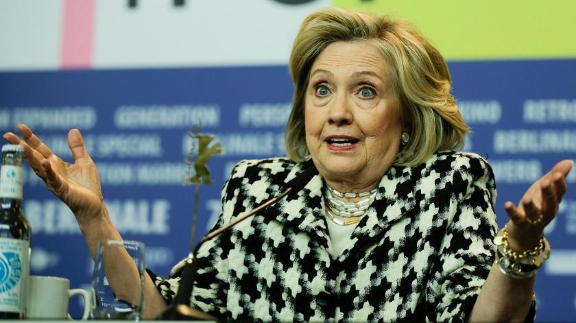 Clinton apoyará a Bernie Sanders si es rival de Trump por la presidencia(GH)