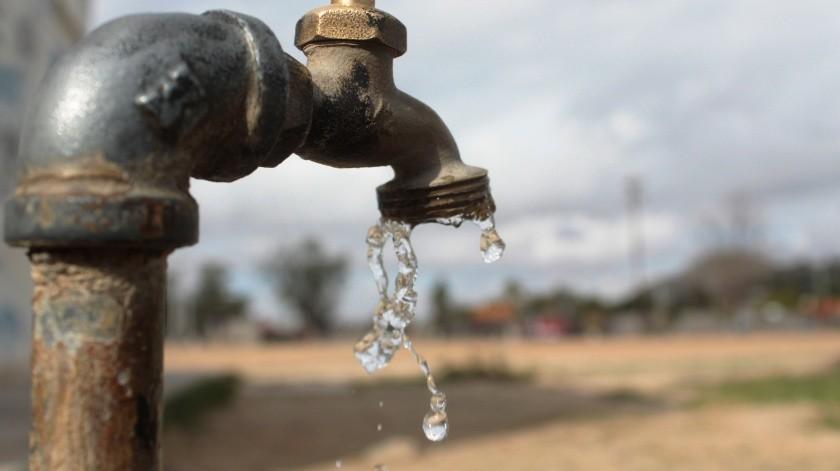 Aumenta temperatura... y la demanda de agua.