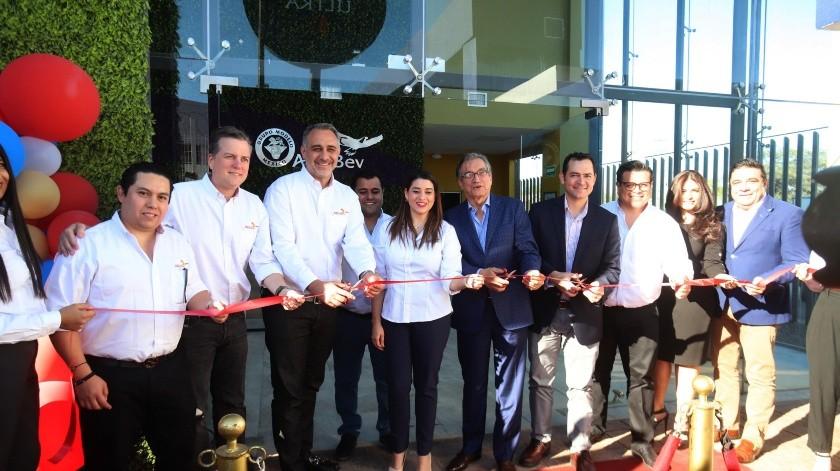 Trae Grupo Modelo más empleo al Estado; inaugura instalaciones(Teodoro Borbón)