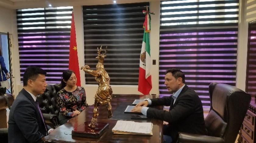 Interesa Puerto Peñasco a inversionistas chinos