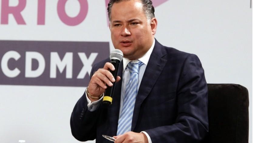 Santiago Nieto.(Archivo.)