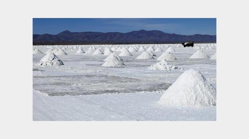 En el norte de México, en el estado de Sonora, la empresa Bacanora Lithium prepara un megaproyecto de 100.000 hectáreas para la producción del llamado mineral del futuro(Archivo GH)