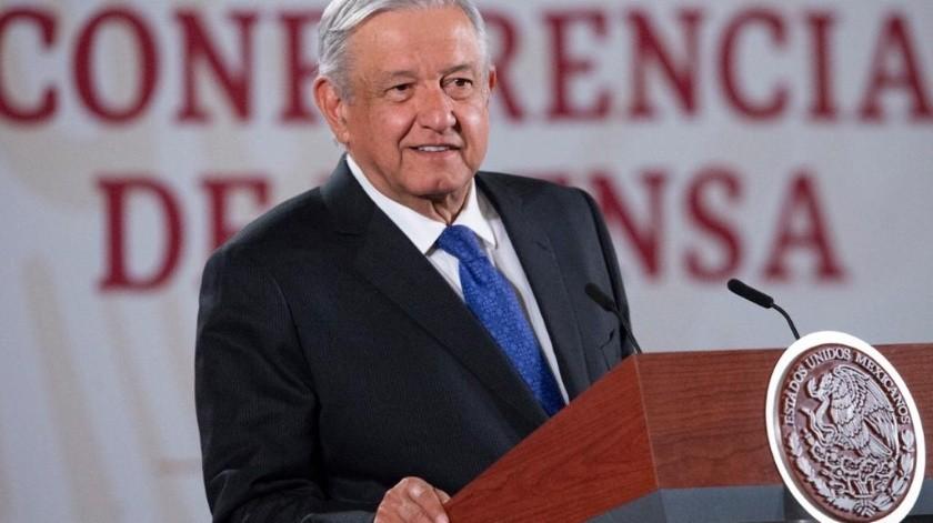 Andrés Manuel López Obrador.(Archivo.)