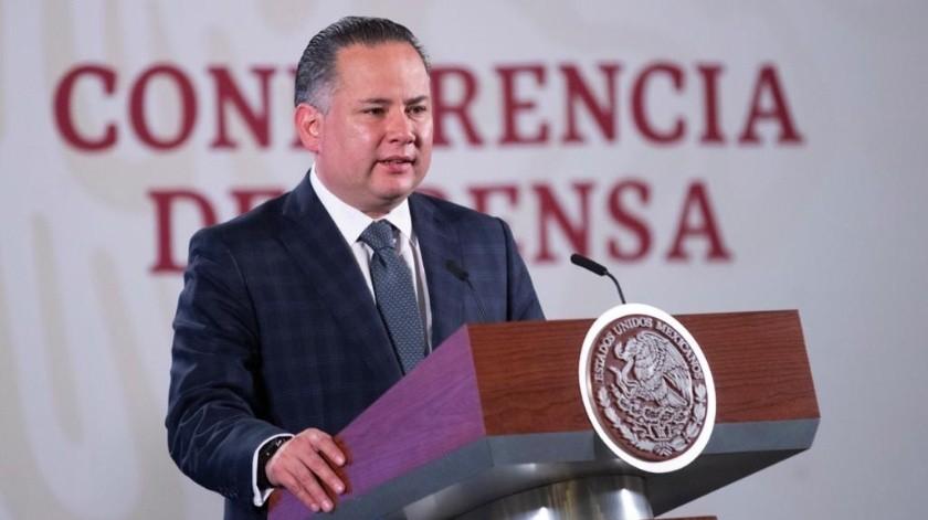 Santiago Nieto(Gobierno de México)