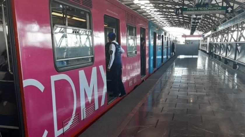 Metro de la Ciudad de México(Twitter)