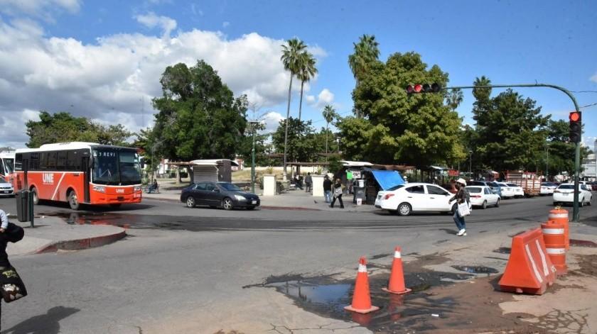 Cerrarán la circulación en Matamoros y Colosio(Especial)