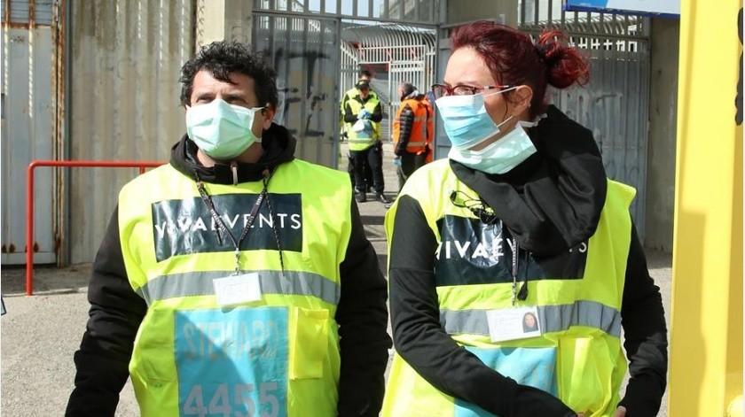 El coronavirus se sigue expandiendo en Italia y ya hay 107 fallecidos de un total de 3.089 contagiados(EFE)