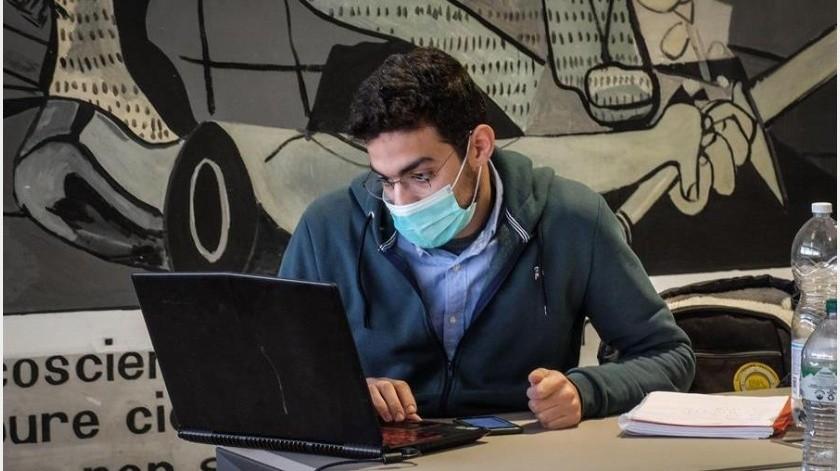 Esta era una de las medidas que había recomendado el comité científico creado por el Gobierno italiano para detener la expansión del coronavirus.(EFE)