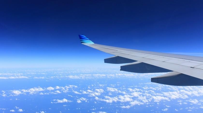 Miedo al coronavirus provoca cancelaciones de vuelos a Asia.(Pixabay)